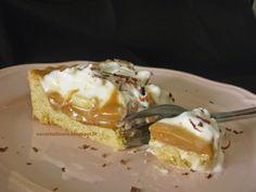 O avental da Ana: Tarte Banoffee / Banoffee Pie - a experimentar este inverno!
