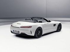 Mercedes-AMG GT C Roadster Edition 50, cashmere white