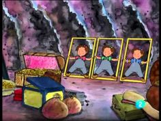 Tres Mellizas - El Circo Three Little, Triplets, Witches, Chile, Growing Up, Nostalgia, Cartoons, Films, Videos