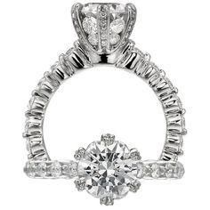 My dream ring- Ritani Setting Engagement Ring