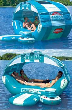 Cabana! This would be fun at the lake!