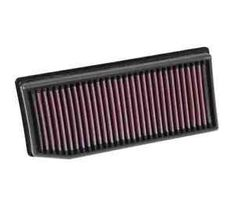 K&N 33-3007 Air Filter - RENAULT - DUSTER 4WD - 1.5 L Air Filter, Filters
