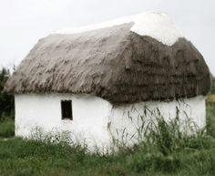 A traditional 'barraca,' in the Ebro Delta, Catalonia https://scontent-a-ord.xx.fbcdn.net/hphotos-xfa1/v/t1.0-9/10583882_264290997103892_4710954197425128840_n.jpg?oh=b624a9a935576bc4954ae79b092253b4&oe=54AED2CE