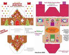 Imprimibles Navidad adorable para los niños en the36thavenue.com Estas son las actividades cutis nunca!
