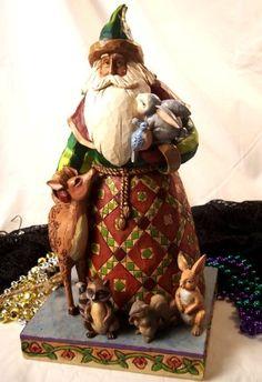 Santa with Animals Jim Shore https://www.amazon.com/dp/B000ZLSKS8/ref=cm_sw_r_pi_dp_4FuFxbQM7JZMB