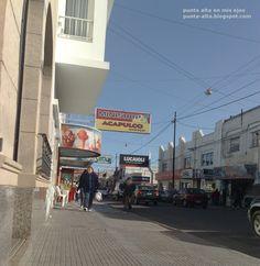 Calle Bernardo de Irigoyen, Punta Alta, Argentina