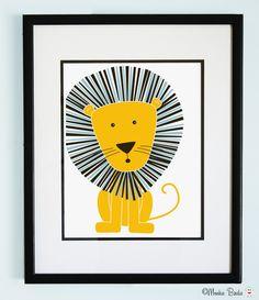 Nursery Art Print Giveaway