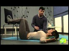 ▶ Ejercicios abdominales. Ideas de ejercicios abdominales - YouTube