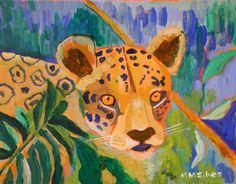 Mary Montague Sikes - Jaguar