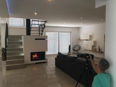 Binnenkijken 1or2 Cafe : Die 11 besten bilder von kamin fireplace heater fireplace set und
