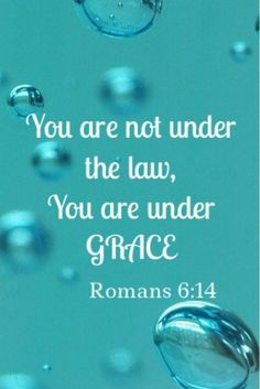 Romans Christ died to set us free from the bondage of the law . To be made perfect by grace. And grace alone! The law shows us that we all sin and are in need of a Savior; so God's grace came through Jesus to save us and set us free. Bible Scriptures, Bible Quotes, Healing Scriptures, Bible Prayers, Faith Quotes, Christian Faith, Christian Quotes, Affirmations, God Loves Me