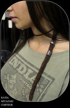 Katia Miyazaki Coiffeur - Salão de Beleza em Floripa: herbalize rasta -  dreadlock -  dreadlock wrap - f...