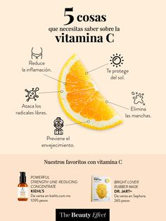 Use a vitamin C serum- Usa un serum de vitamina C These are 5 reasons why you need a vitamin C serum in your skin care routine. Beauty Care, Diy Beauty, Beauty Hacks, Beauty Skin, Natural Hair Mask, Natural Skin Care, Natural Beauty, Skin Tag Removal, Get Rid Of Blackheads