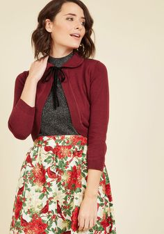 Refined Your Way Cardigan, #ModCloth