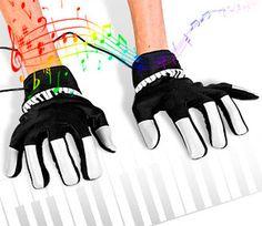 Piano Hands Facilitate Impromptu Piano Recitals Anywhere