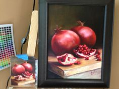 """Pomegranates"" Oil"