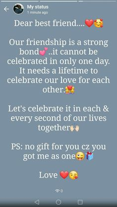 Happy Birthday Best Friend Quotes, Short Birthday Wishes, Birthday Quotes For Best Friend, Best Friend Quotes Funny, Besties Quotes, Bffs, Birthday Captions, Real Friendship Quotes, Better Relationship