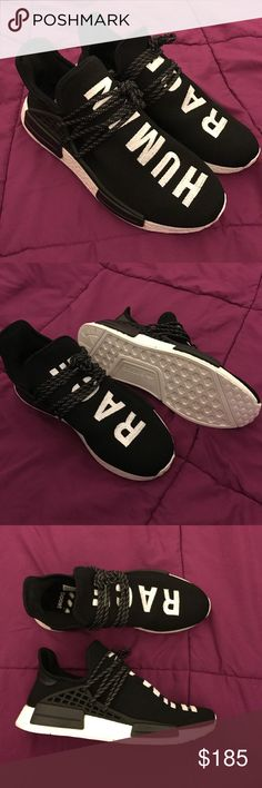 9fb2a9990 NWT NMD Human Race NMD Human Race - Mens in Black size 10 Send an offer