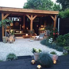 21 Bohemian Garden Ideas - I Do Myself - When you are decorating your home, the. - 21 Bohemian Garden Ideas – I Do Myself – When you are decorating your home, then you might come across many different themes and styles. Backyard Garden Landscape, Backyard Patio Designs, Backyard Landscaping, Backyard Ideas, House Landscape, Patio Ideas, Garden Art, Balcony Garden, Garden Beds