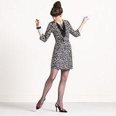 kate spade leopard dorothy dress $375. need.