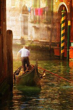 Light of Venice, Italy