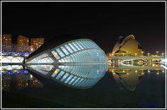 Ciudad de las Ciencias,Valencia, España