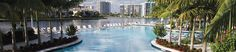 Our zero-depth entry, #infinity edge pool in Hollywood, FL...