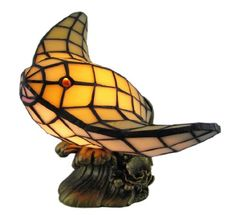 Save $ 10 order now Stained Glass Sting Ray Table Accent Lamp Stingray at Best T