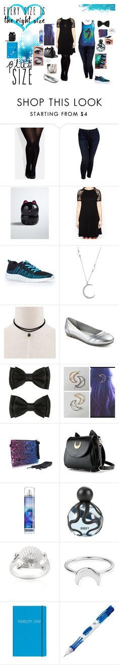 """""""Every size is beautiful"""" by waterangel5 ❤ liked on Polyvore featuring City Chic, Old Navy, Torrid, Avenue, Accessorize, Mountain Sole, Belk & Co., ChloBo, Happy Jackson and China Glaze"""