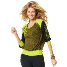 ZUMBA! I want Zumba clothes sooo bad!!!
