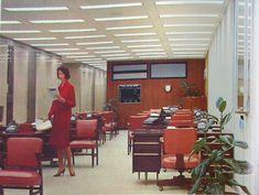 Retro Office, Vintage Office, Outdoor Decor, Furniture, Home Decor, Decoration Home, Room Decor, Home Furnishings, Home Interior Design