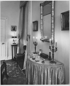 Empire Bedroom, Andre Kertesz, Winterthur
