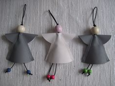 Diy Angels, Sewing Projects, Projects To Try, Diy And Crafts, Arts And Crafts, Rose Gift, Handicraft, Bag Making, Decorative Bells