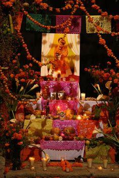 Altar de muerto