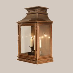 4143-C Copper Jefferson Wall Lantern - Paul Ferrante