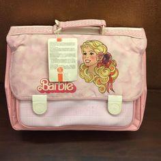 Cartella-Barbie-Vintage-Nuova-Mai-Usata-Fondo-Di-Magazzino