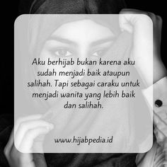 Hijab Quotes, Islamic Qoutes, Self Reminder, Quotes Indonesia, Jokes Quotes, Quote Aesthetic, Quran, Quote Of The Day, Muslim