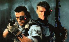 jean claude van damme filmy wallpapers | Van Dammage Report: Universal Soldier | Cult Spark