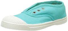 Bensimon  Tennis Elly,  Unisex-Kinder Sneakers , Blau - Blau - Bleu (502 Lagon) - Größe: 31 - http://on-line-kaufen.de/bensimon/31-eu-bensimon-tennis-elly-unisex-kinder-sneakers-3