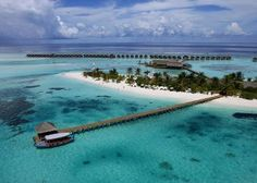 The Luxury Diva Holiday Resort, Maldives 13 - MyHouseIdea Visit Maldives, Maldives Resort, Maldives Travel, Maldives Honeymoon, Resort Spa, Andaman And Nicobar Islands, Vacation Places, Dream Vacations, French Polynesia