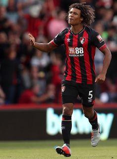 Nathan Aké ~ AFC Bournemouth #5 Afc Bournemouth, Manchester City, Football, Sports, Soccer, Hs Sports, Futbol, American Football, Sport