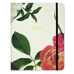 Kate Spade New York 17-Month LARGE Agenda - Floral available online with The Paper Parlour
