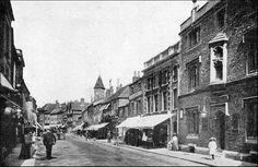 Bartholomew Street - Guildhall