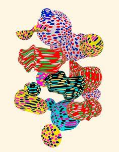 Illustrations for Flow 2011 Festival - Agency TSTO