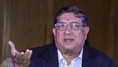 #TodayUpdates श्रीनिवासन ने सुप्रीम कोर्ट से कहा- 'अगर वह BCCI अध्यक्ष चुने गए, तो IPL मसलों से अलग रहेंगे' http://today-updates.blogspot.in/2014/12/bcci-ipl.html
