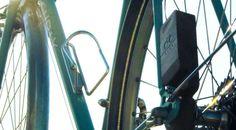 The Atom: pedaleá para cargar tus gadgets