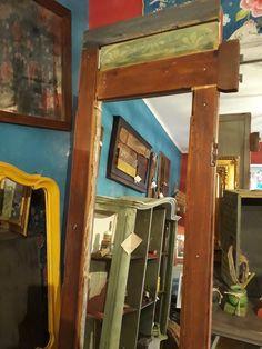 Specchio  Cornice....recupero antichi legni L arte di Ba   Barbara de Luca