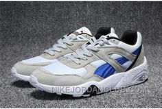http://www.nikejordanclub.com/puma-trinomic-r698-white-grey-blue-running-shoes-super-deals.html PUMA TRINOMIC R698 WHITE GREY BLUE RUNNING SHOES SUPER DEALS Only $88.00 , Free Shipping!