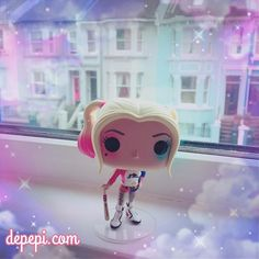 Funko Friday is here with Harley Quinn! More on depepi.com (link in profile)  #funko #funkopop #funkopops #funkofunatic #dc #harleyquinn #suicidesquad #kawaii #cute #geeklife
