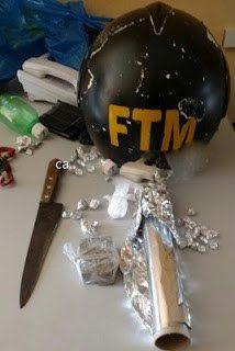 Em Camocim polícia militar tira de circulação acusado de traficar drogas no bairro da olinda: ift.tt/1UqxUtH